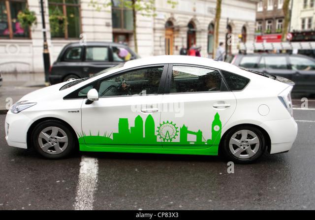 Cheap Pco Car Hire London