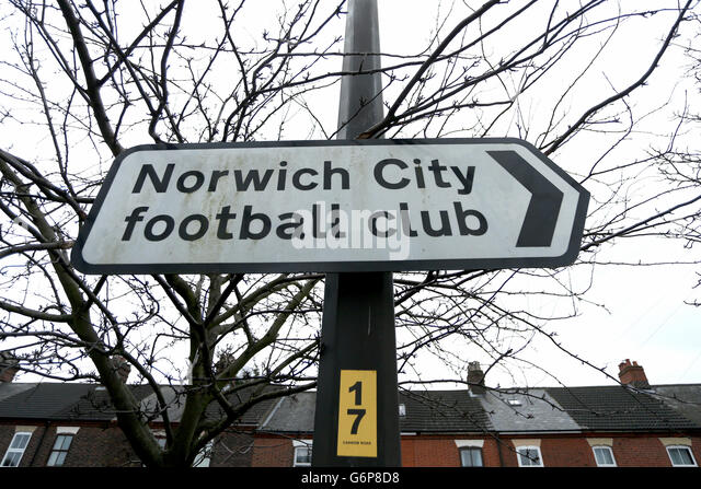 Norwich City Football Club Stock Photos & Norwich City