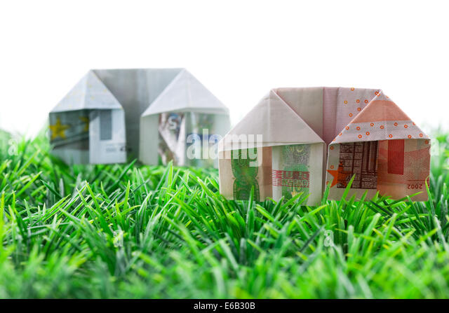 Building loan contract stock photos building loan for Construction loan to build a house