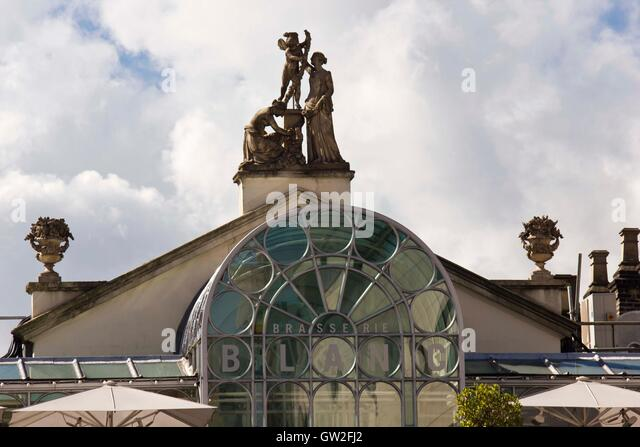 Unusual Brasserie Blanc Stock Photos  Brasserie Blanc Stock Images  Alamy With Excellent London United Kingdom  September   Architectural Close Up Of Brasserie  Blanc Rooftop With Alluring Huntington Garden Center Also Memorial Garden Gifts In Addition Arrow Pent Metal Garden Shed And Moroccan Restaurant Covent Garden As Well As Planting Spring Garden Additionally Norcutts Garden Centre From Alamycom With   Excellent Brasserie Blanc Stock Photos  Brasserie Blanc Stock Images  Alamy With Alluring London United Kingdom  September   Architectural Close Up Of Brasserie  Blanc Rooftop And Unusual Huntington Garden Center Also Memorial Garden Gifts In Addition Arrow Pent Metal Garden Shed From Alamycom
