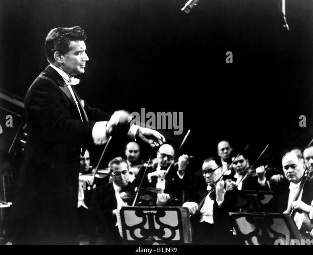 leonard bernstein conducting - photo #29