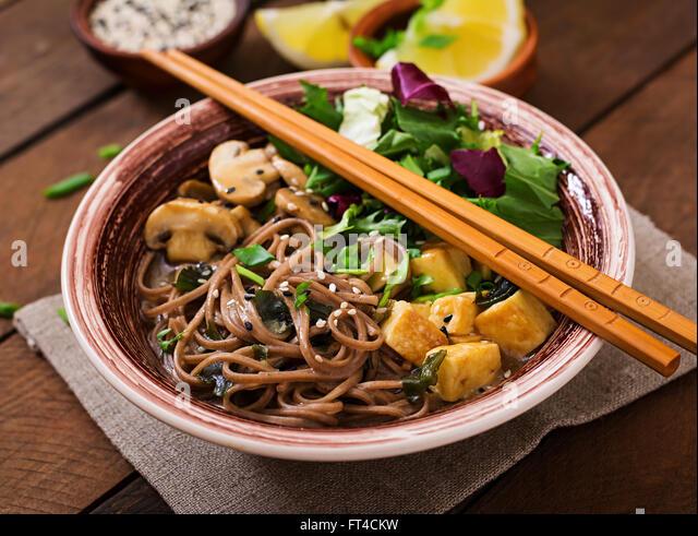 Soba Noodle Stock Photos & Soba Noodle Stock Images - Alamy