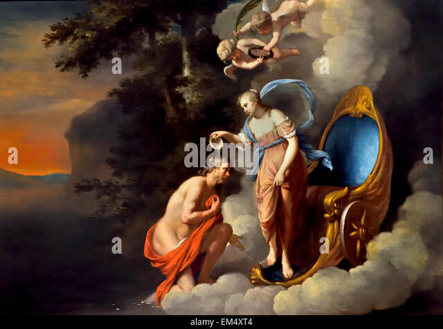 aeneas as a hero and leader Aeneas was a trojan hero in greek mythology, son of the prince anchises and the goddess aphrodite he is more extensively mentioned in roman mythology.