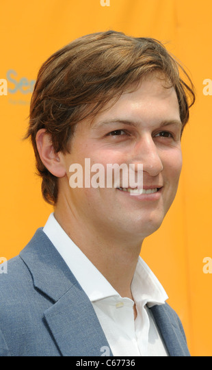 Jared Kushner in attendance for 3rd Annual Veuve Clicquot Polo Classic ...
