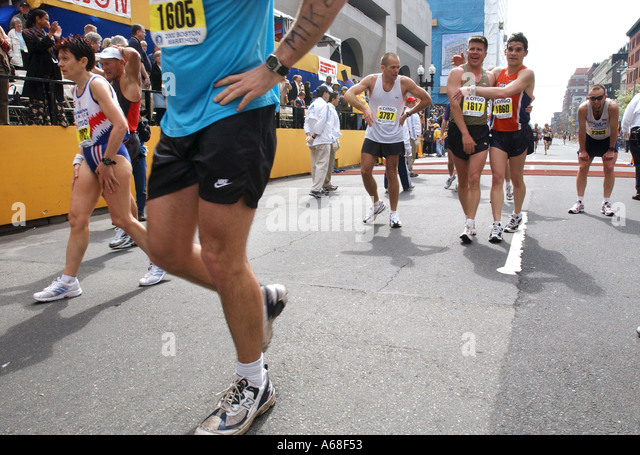 Exhausted Runner Line Stock Photos & Exhausted Runner Line ...