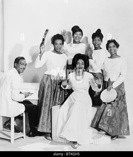 Clara Ward - The Famous Ward Singers - In the Morning