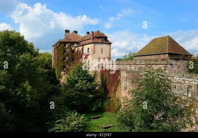 La Petite-Pierre France  City new picture : La Petite Pierre Stock Photos & La Petite Pierre Stock Images Alamy