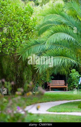 Menton france garden stock photos menton france garden for Jardin bioves 2015