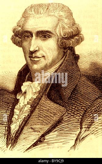 Franz Joseph Haydn Austrian Composer 1732