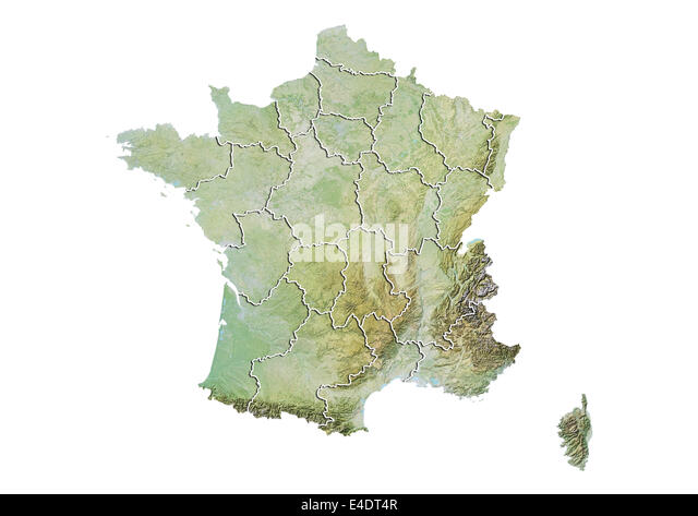 Map Physical Boundaries Stock Photos  Map Physical Boundaries