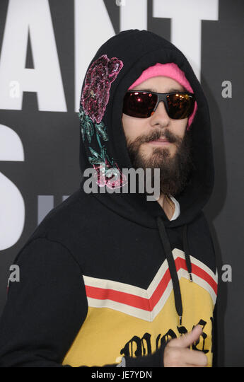 Hollywood, CA, USA. 22nd June, 2017. 22 June 2017 - Hollywood, California - Jared Leto. HBO's ''The - Stock Image