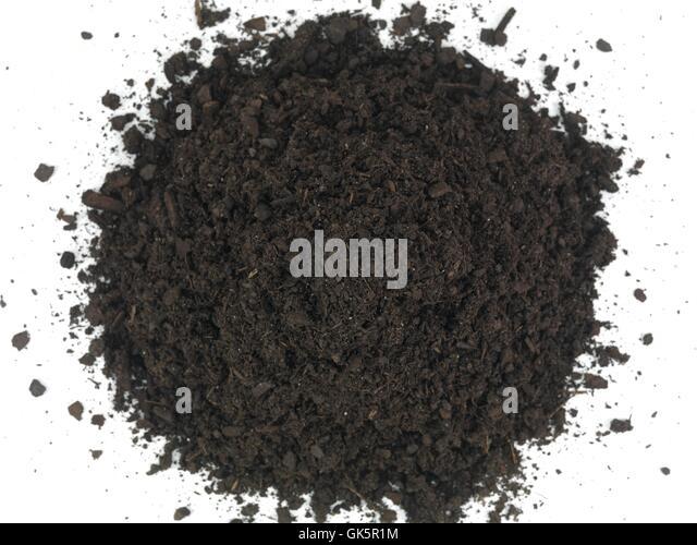 Black mulch stock photos black mulch stock images alamy for Black garden soil