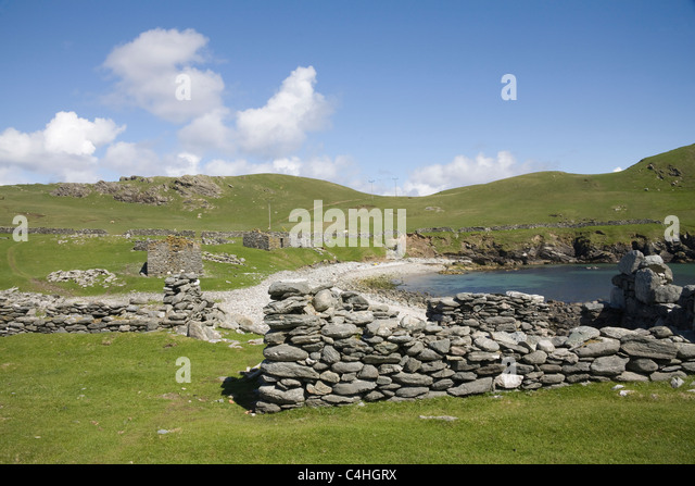 Shetlands stock photos shetlands stock images alamy for Ocean isles fishing village