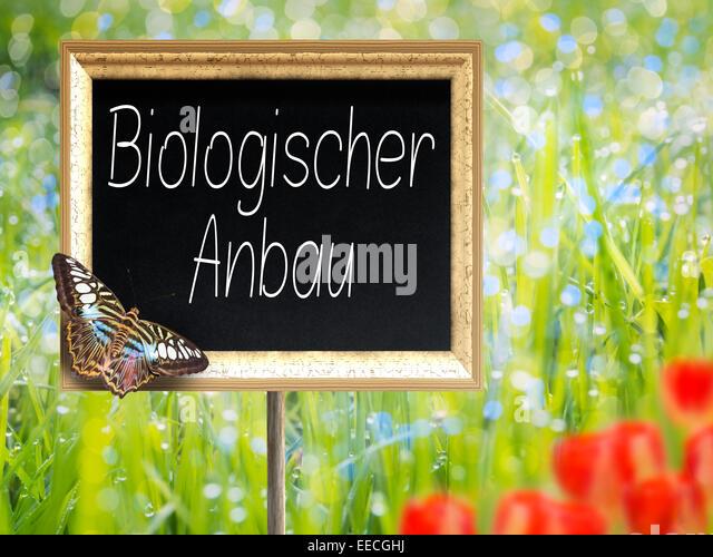Biologischer Anbau Stock Photos & Biologischer Anbau Stock Images ...