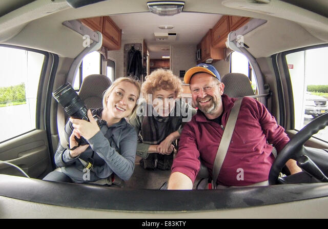 Family Rv Stock Photos Amp Family Rv Stock Images Alamy