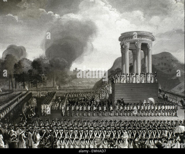 French Revolution 1789 1799 Stock Photos & French ...