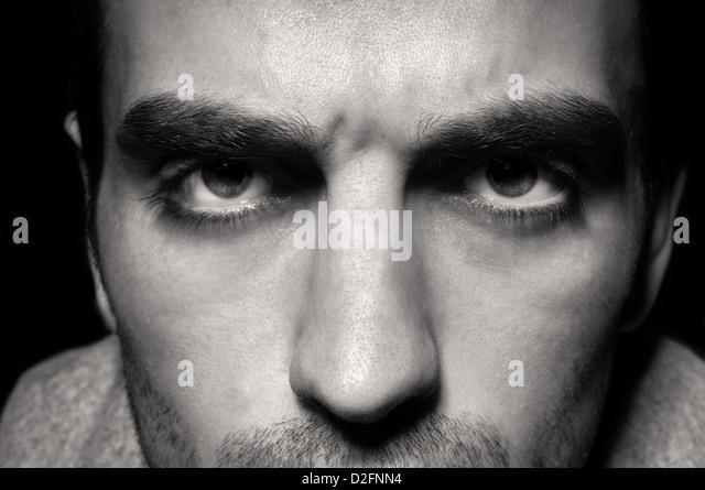 angry eyes man - photo #7