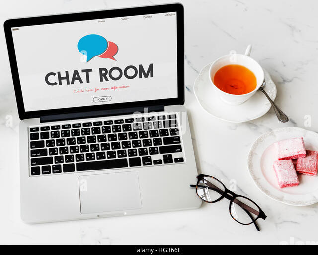 chat room computer