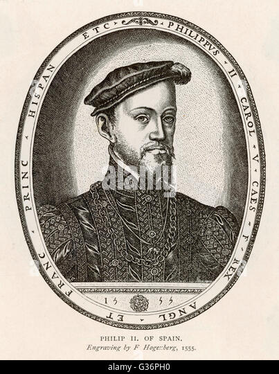 """king philip ii of spain essay Philip ii wanted to """"castilise"""" spain and all the most important government positions went to castilians philip had his advisors but he ruled as an absolute ruler and he was a firm believer in the divine right of kings – that god had appointed him as king and that as god could not make a mistake neither could philip."""