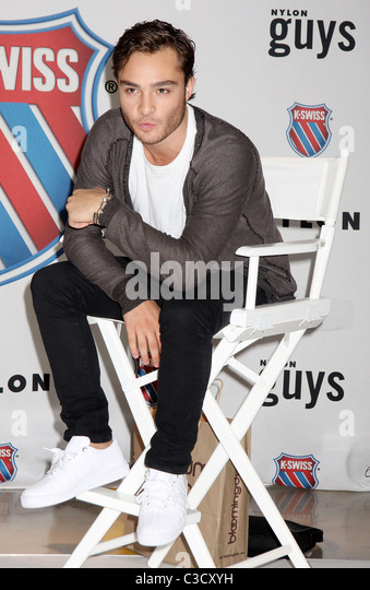 Ed Westwick Will Be The New Image of K Swiss