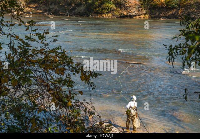 Chattahoochee atlanta stock photos chattahoochee atlanta for Fishing in atlanta