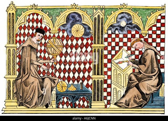 [Image: monk-mathematician-studying-a-globe-and-...a6jcnn.jpg]