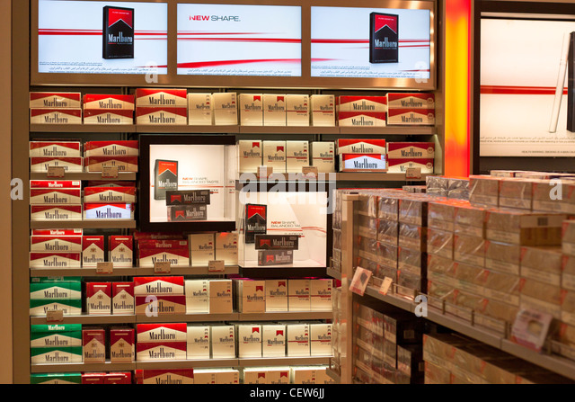 Buy cigarettes Dunhill Toronto airport
