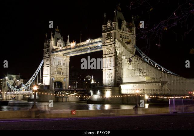 bridge gb night london - photo #13