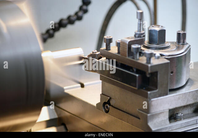 machine shop operation