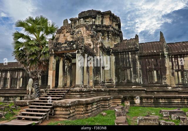 Angkor Archaeological Park Stock Photos & Angkor ...