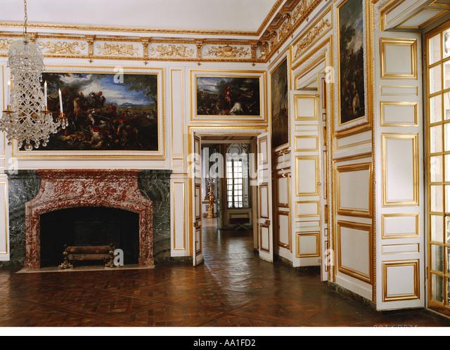 Versailles Blanc Stock Photos Versailles Blanc Stock
