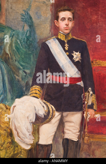 Alfonso Xiii Stock Photos & Alfonso Xiii Stock Images - Alamy