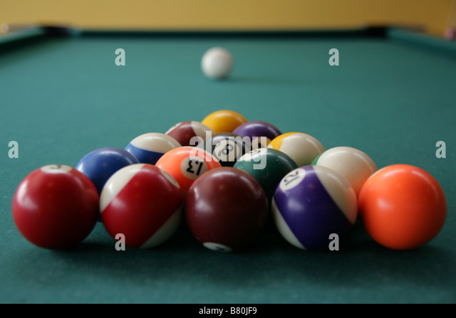 How to clean a cue ball white pool ball that has turned