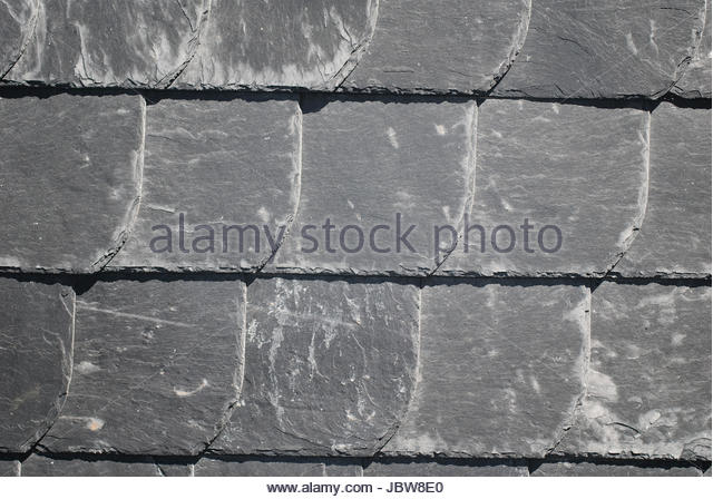 slate schist facade stock photos slate schist facade. Black Bedroom Furniture Sets. Home Design Ideas