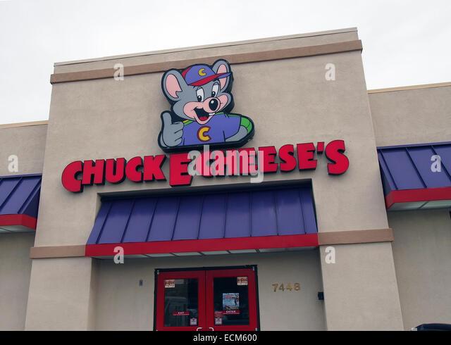 chuck e cheese stock