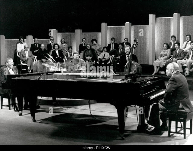 Count Basie and Oscar Peterson - Night Rider and The Timekeepers