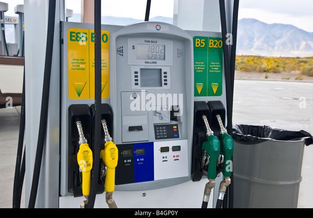 bioethanol uk petrol stations