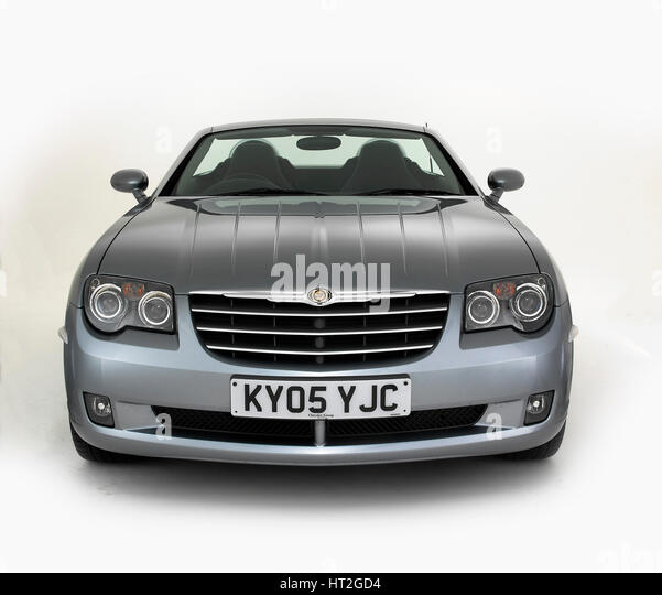 Chrysler Crossfire Stock Photos & Chrysler Crossfire Stock