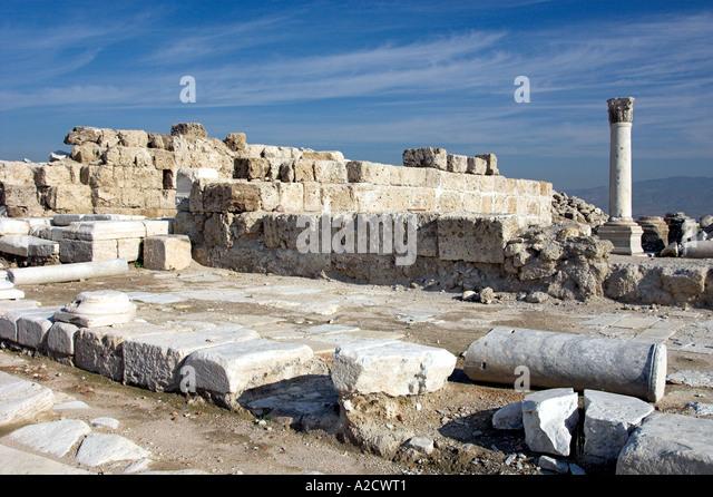 Laodicea Stock Photos & Laodicea Stock Images - Alamy