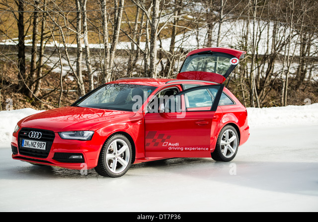 audi snow stock photos audi snow stock images alamy. Black Bedroom Furniture Sets. Home Design Ideas