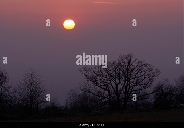 An Atmosphere Of Gloom Stock Photos Amp An Atmosphere Of