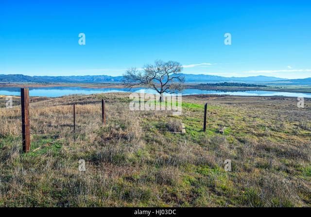 Lake county california stock photos lake county for Lake henshaw fishing