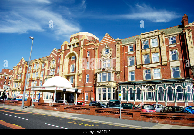 Hotel Near Blackpool Football Ground