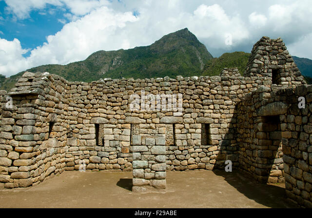 Granite Stone Machu Picchu : Inca stone stock photos images alamy