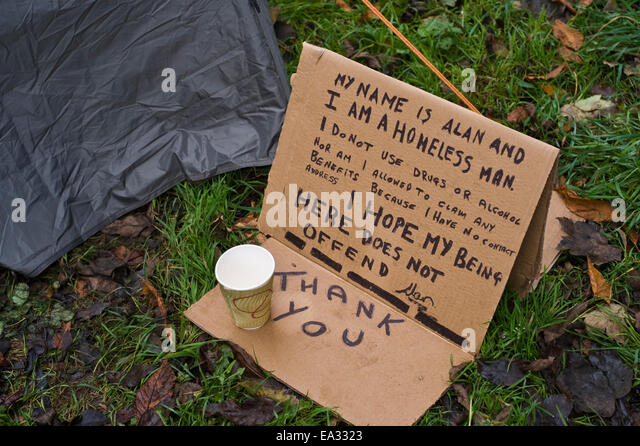 Hay-on-Wye Powys Wales UK 6th Nov 2014. Tent & Homeless Tent Stock Photos u0026 Homeless Tent Stock Images - Alamy