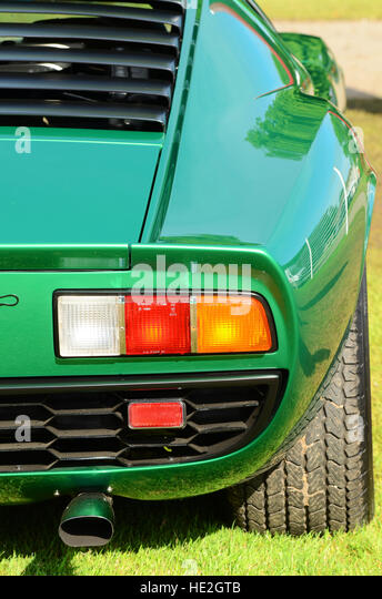 the lamborghini miura is a sports car produced by italian automaker lamborghini between 1966 and 1973