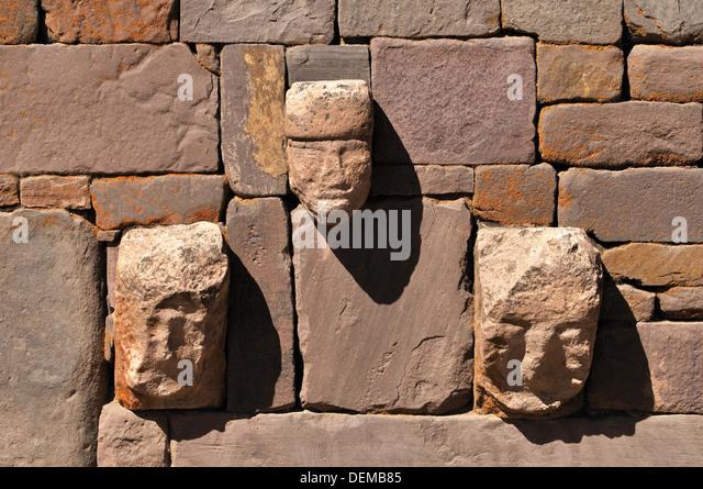 Tiahuanacu stock photos images alamy