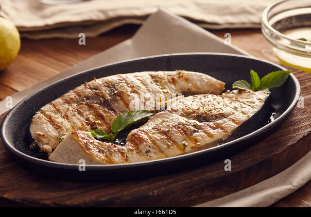 how to cook swordfish in a cast iron pan