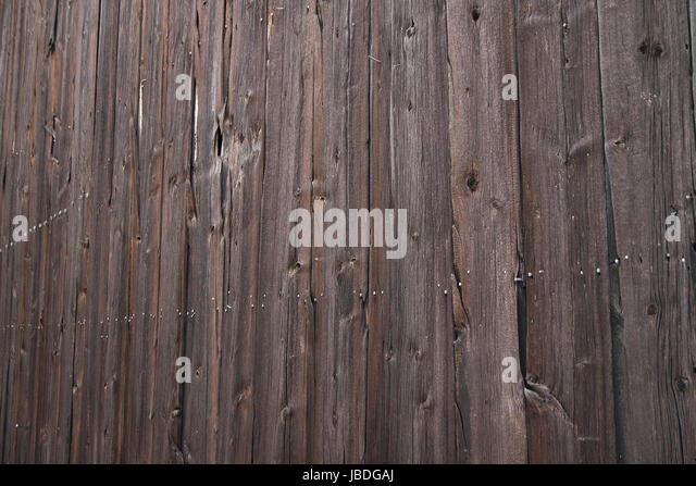 Old barn wood planks texture. Barn wood background. - Stock Image