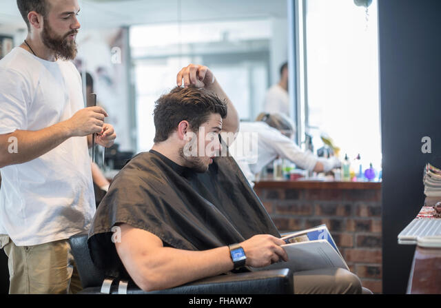 barbershop hair styles styling beard stock photos amp styling beard stock 4804